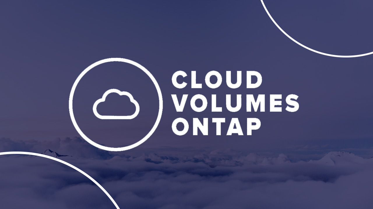 Cloud Volumes ONTAP